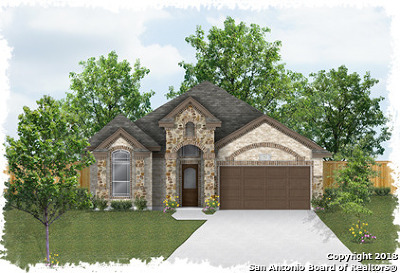 San Antonio Single Family Home New: 14545 Gold Rush Pass