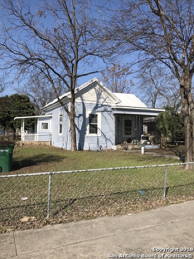 San Antonio Single Family Home New: 203 Denver Blvd