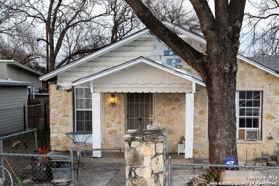 San Antonio Single Family Home New: 123 Bowdoin St