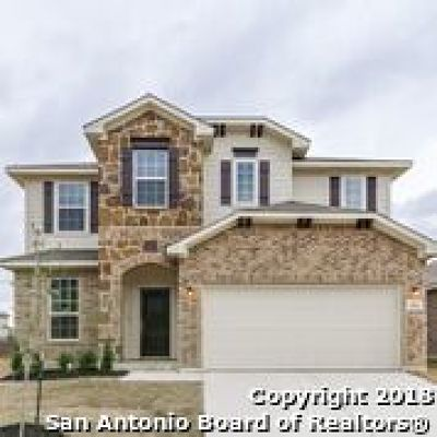 San Antonio Single Family Home New: 7931 Headwaters Trail