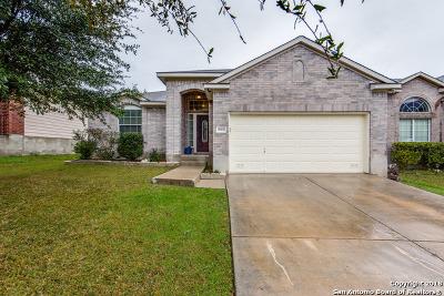 San Antonio Single Family Home New: 9915 Collenback Run