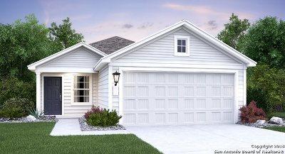 San Antonio Single Family Home New: 11647 Tiger Woods