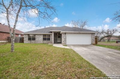 San Antonio Single Family Home New: 7606 Linkside St