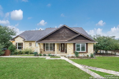 Boerne Single Family Home New: 27502 Boerne Cave