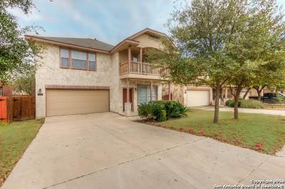 San Antonio Single Family Home New: 1010 Caprese Ln