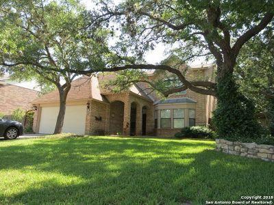 San Antonio Single Family Home New: 7406 Waketon