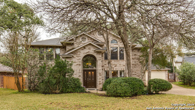 Bexar County Single Family Home New: 3306 Carbine Rd