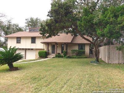 San Antonio Single Family Home New: 9100 Tourney St