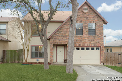 San Antonio Single Family Home New: 7306 Hunters Land
