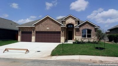 Converse Single Family Home New: 2623 Seal Pointe