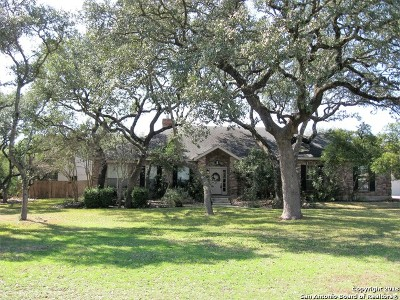 San Antonio Single Family Home New: 25909 Goldfinch Trail
