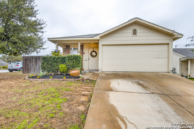 San Antonio Single Family Home New: 5554 Christina Path