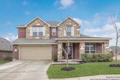 San Antonio Single Family Home New: 12532 Neville Ranch