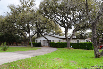 San Antonio Single Family Home New: 1802 Poppy Peak St
