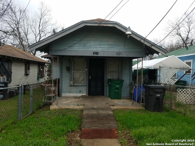San Antonio Single Family Home New: 1324 E Carson St