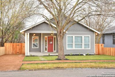 San Antonio Single Family Home New: 226 Hammond Ave