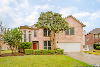 San Antonio Single Family Home New: 2619 Cinco Woods