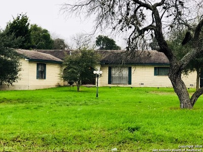 San Antonio Single Family Home New: 456 W Quill Dr