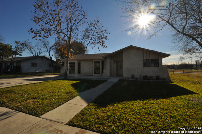 San Antonio Single Family Home New: 3402 Starbend St