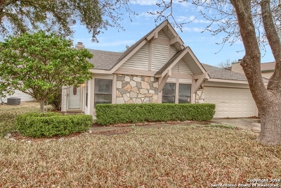 San Antonio Single Family Home New: 3334 Falcon Grove Dr