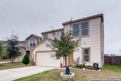 San Antonio Single Family Home New: 3915 Bisley Pass