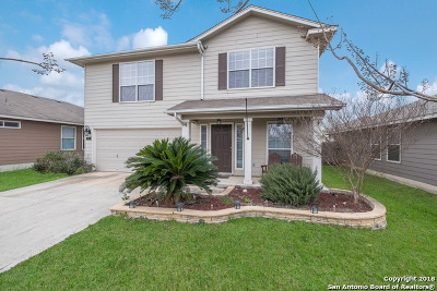 San Antonio Single Family Home New: 211 Cardinal Way