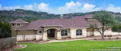 Canyon Lake Single Family Home For Sale: 252 Wilderness Creek