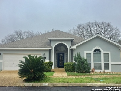 Bexar County Single Family Home New: 9018 Stoneland Dr