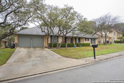 San Antonio TX Single Family Home New: $276,500