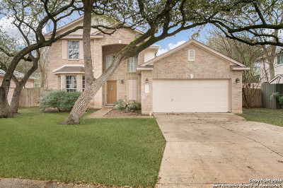 San Antonio Single Family Home Back on Market: 16135 Old Stable Rd