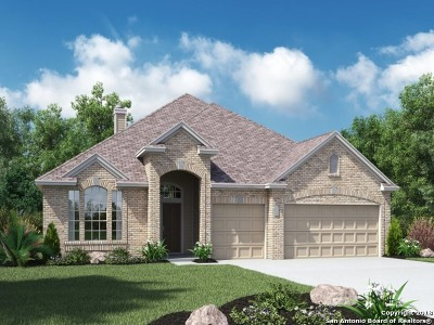 Helotes Single Family Home New: 16510 Sierra Linda
