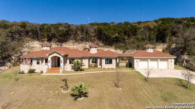 San Antonio Single Family Home New: 22885 Cielo Vista Dr