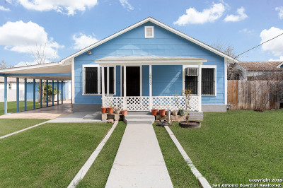 San Antonio Single Family Home New: 4610 Sierra