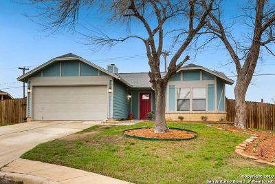 Bexar County Single Family Home New: 8527 Ridge Garden Dr