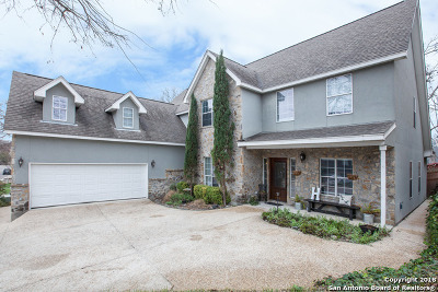 New Braunfels Single Family Home For Sale: 1235 River Enclave