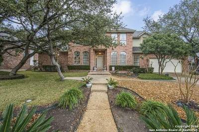 San Antonio Single Family Home New: 8 Ancient Bnd