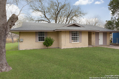 Guadalupe County Single Family Home New: 133 Country Acres Dr