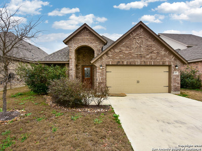 Boerne Single Family Home New: 105 Santa Anita Rd