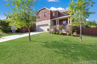 Cibolo Canyons Single Family Home New: 3715 Sunset Heights