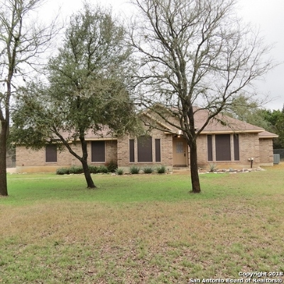 Comal County Single Family Home New: 6236 Circle Oak Dr