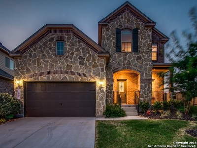 Bexar County Single Family Home New: 11907 Bailey Hills