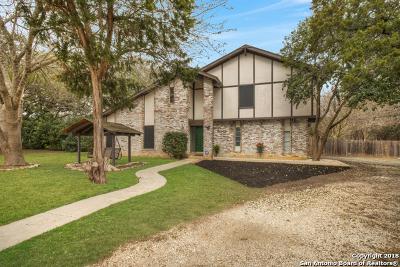 San Antonio Single Family Home New: 7703 Green Glen Dr