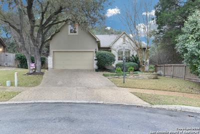 Bexar County Single Family Home New: 2542 Brighton Oaks