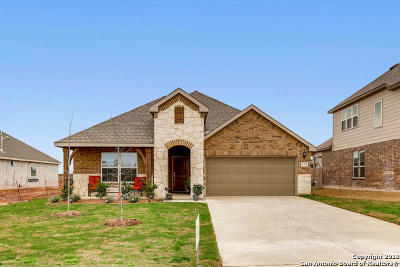 New Braunfels Single Family Home New: 2711 Ridge Arbor Dr