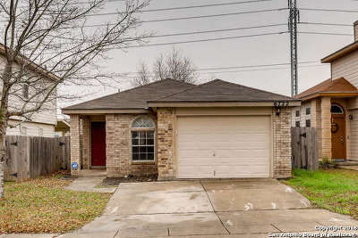 Bexar County Single Family Home New: 6722 Sandy Point Dr