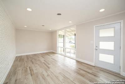 San Antonio Single Family Home New: 102 Gettysburg Rd