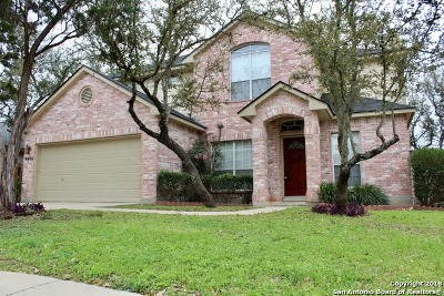 Helotes Single Family Home New: 9406 Nells Farm