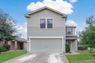 San Antonio Single Family Home New: 8703 Adhinger