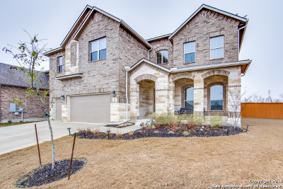 Cibolo Single Family Home For Sale: 825 La Luna