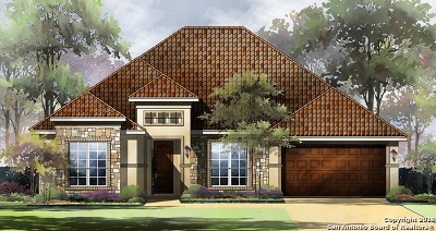 San Antonio TX Single Family Home New: $603,511